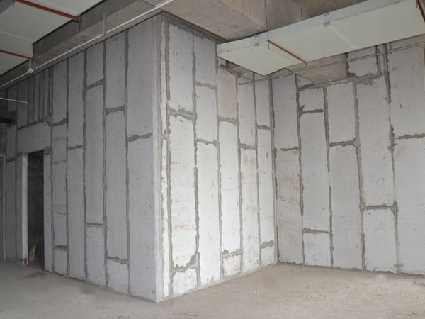 轻质防火隔墙板