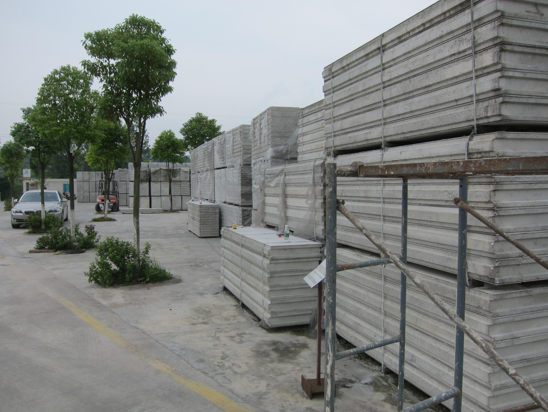 轻质防潮防水隔墙板